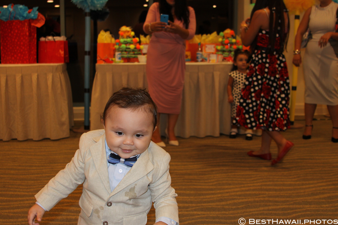 Baby Birthday party by BestHawaii.photos 2015_Honolulu_Double Tree Hotel09052015_7404