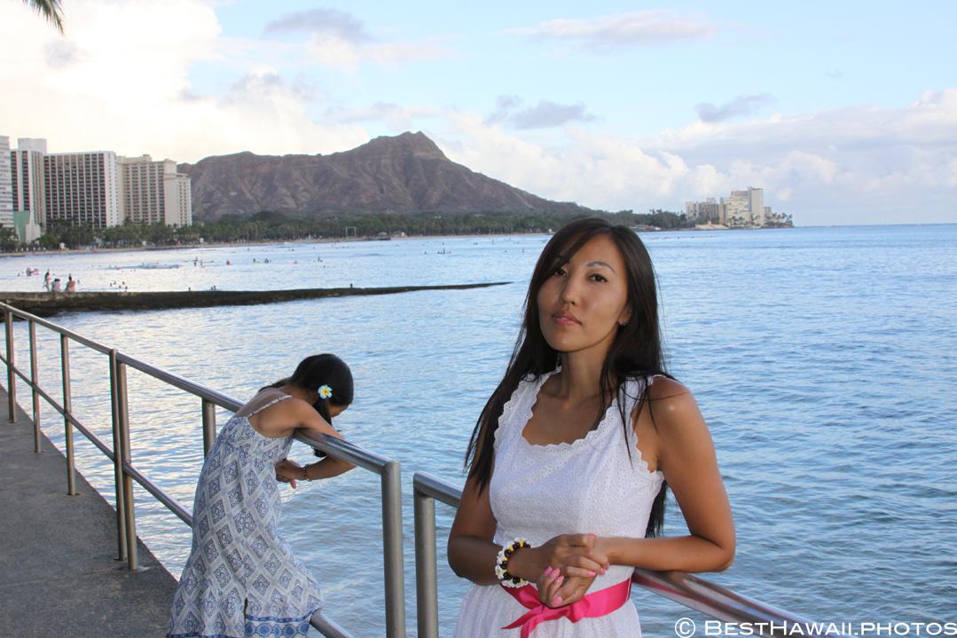 Diamond Head Waikiki Beach by BestHawaii.photos Tour Honolulu 2015_07142015_6441