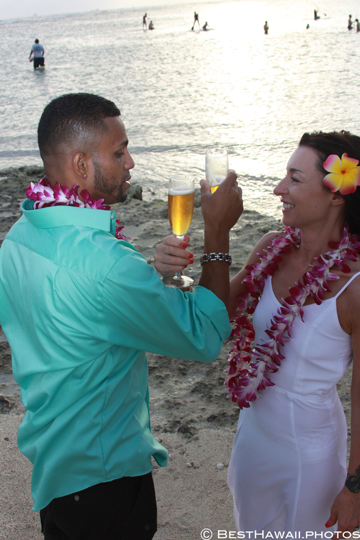Small Hawaii Wedding BestHawaii.photos Magic Island Honolulu 2015_.JPG08072015_5860