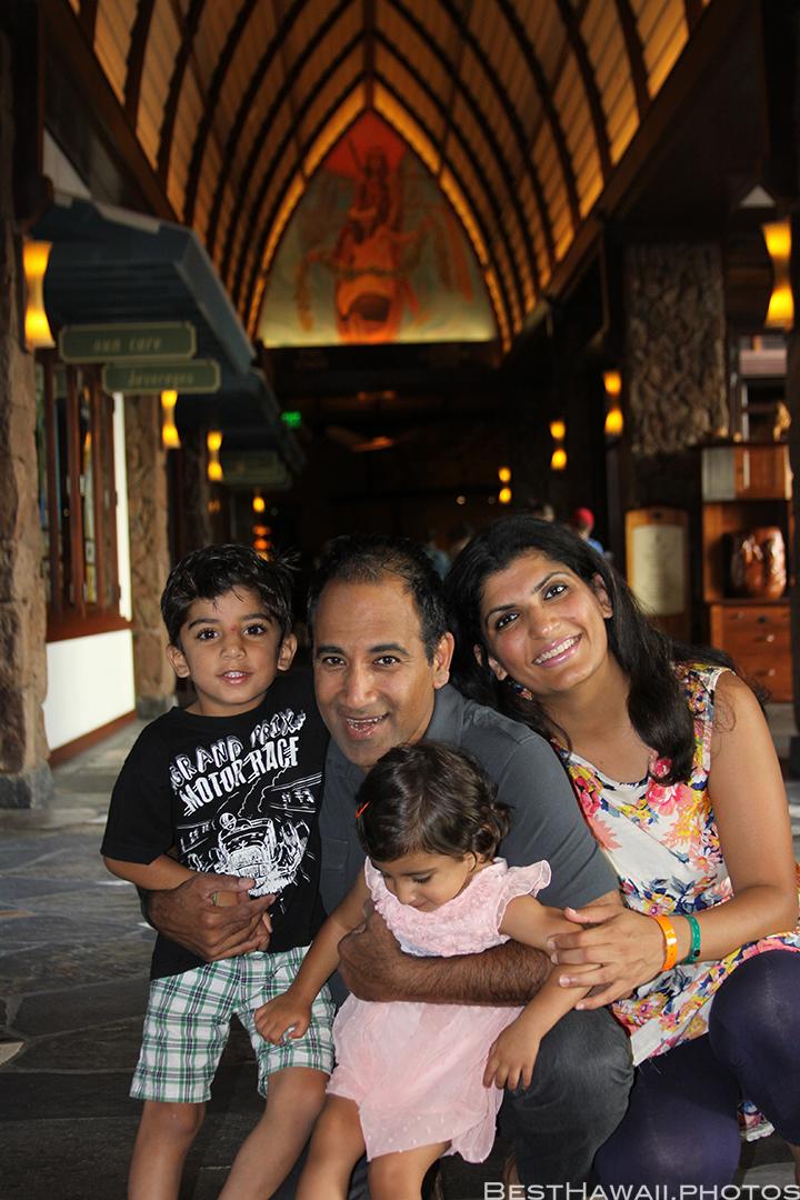 Aulani Disney Resort Hawaii beach Sunset Family by BestHawaii.photos 2015_09082015_6928