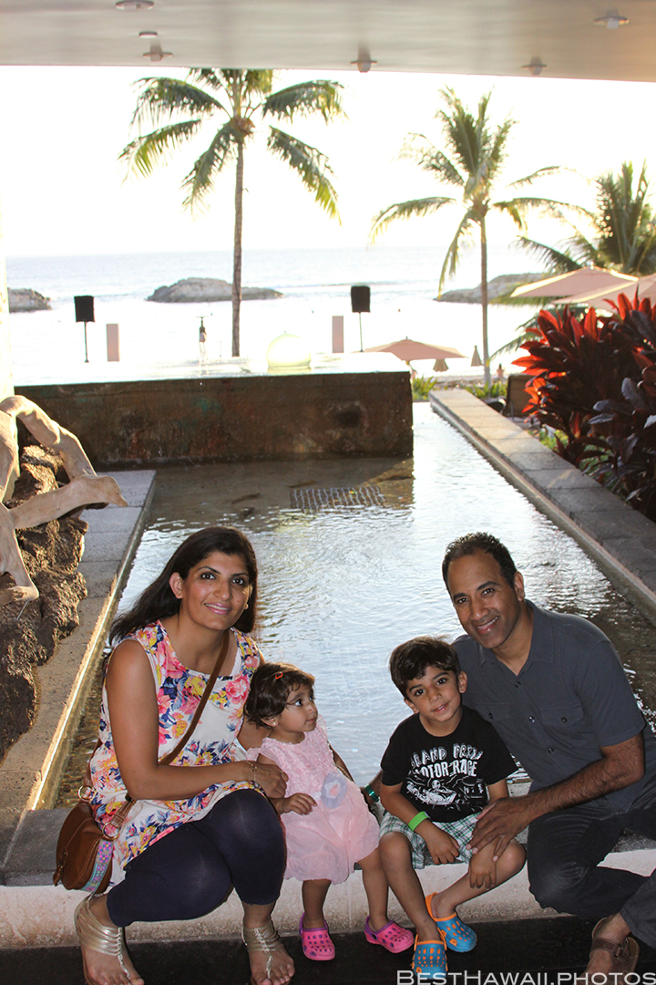 Aulani Disney Resort Hawaii beach Sunset Family by BestHawaii.photos 2015_09082015_7021