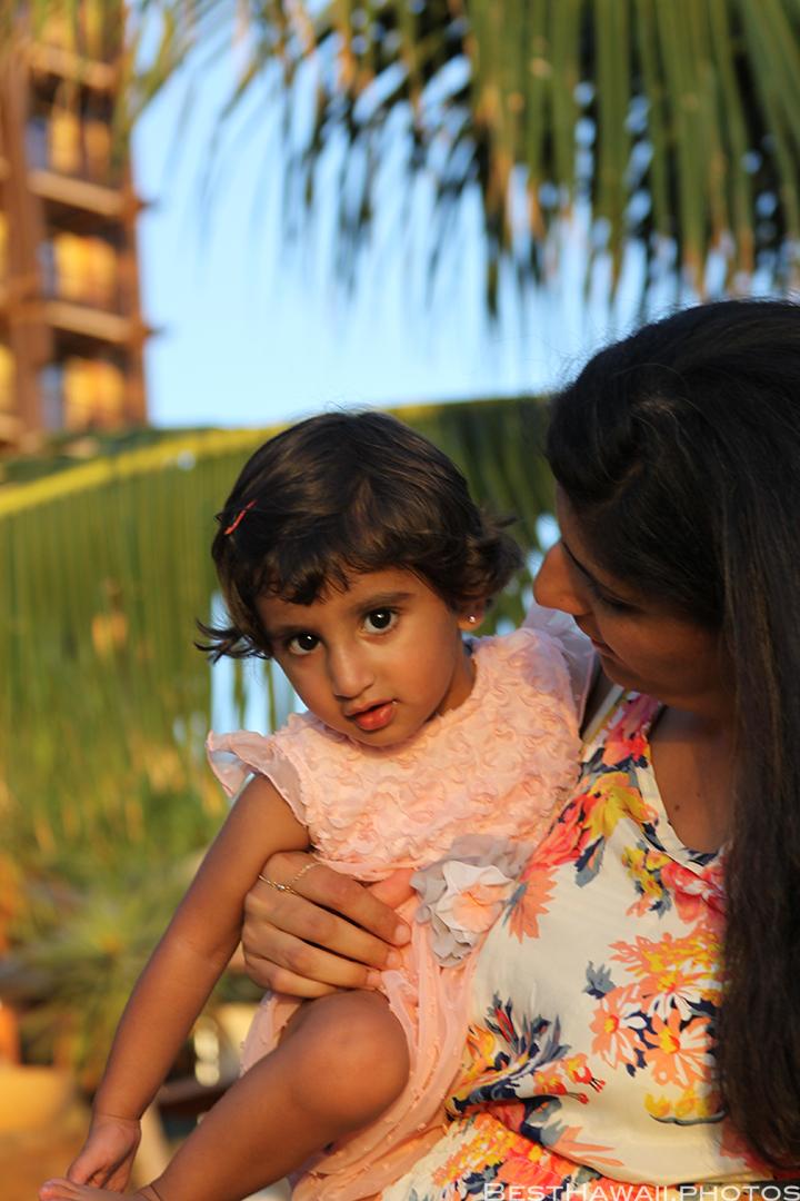 Aulani Disney Resort Hawaii beach Sunset Family by BestHawaii.photos 2015_09082015_7088