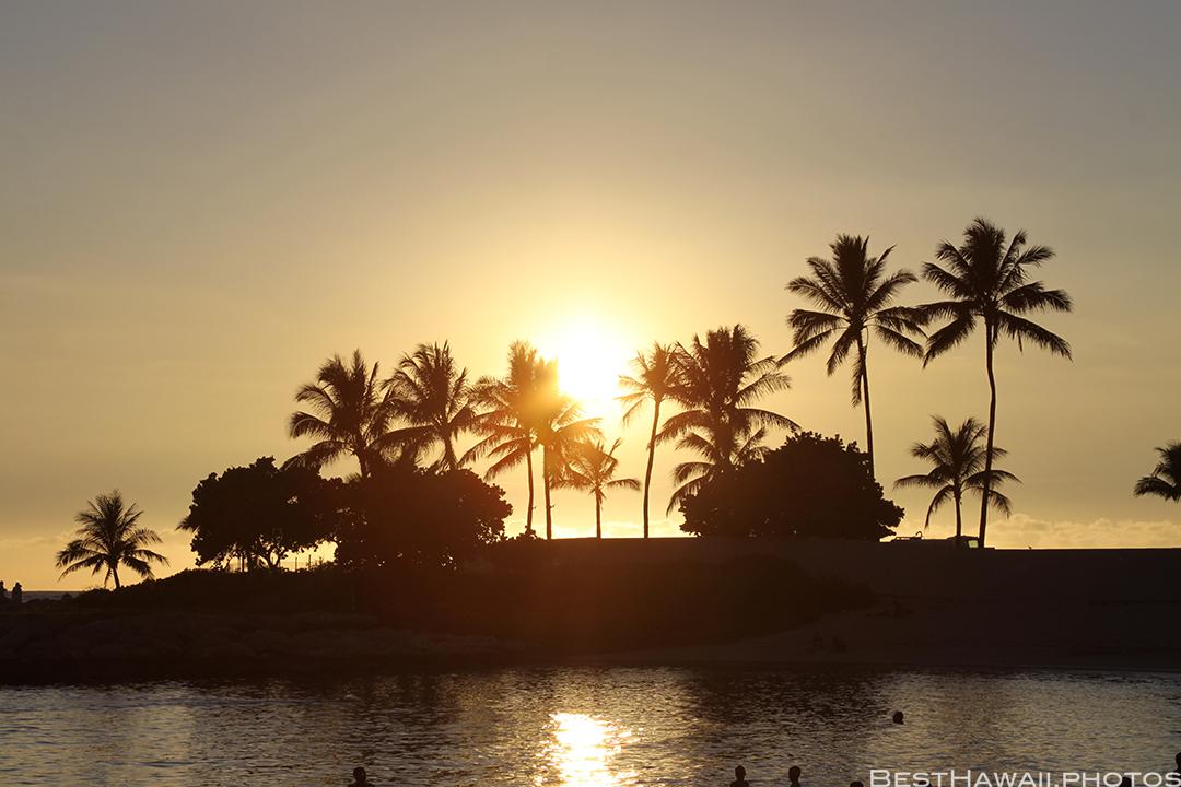 Aulani Disney Resort Hawaii beach Sunset Family by BestHawaii.photos 2015_09082015_7092
