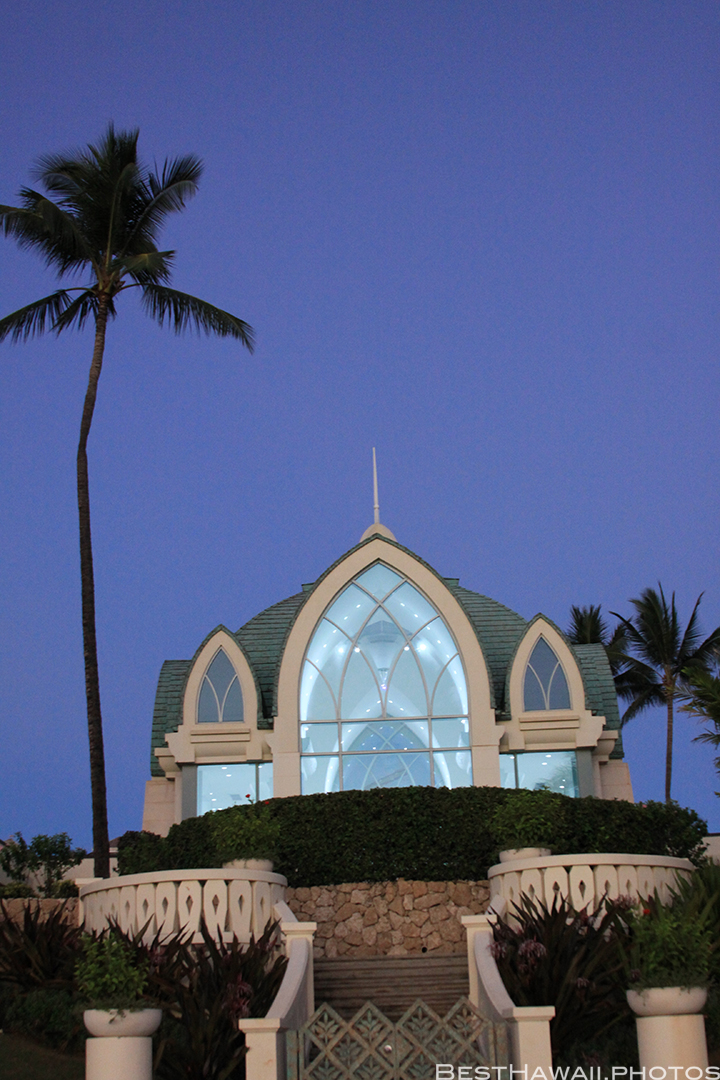 Aulani Disney Resort Hawaii beach Sunset Family by BestHawaii.photos 2015_09082015_7249
