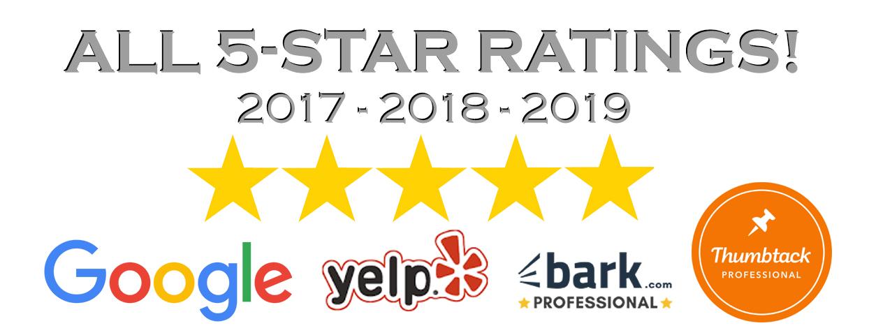 Hawaii Photographer 5 Star Ratings