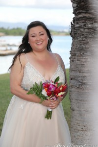 Sunset Wedding Foster's Point Hickam photos by Pasha www.BestHawaii.photos 20181229008