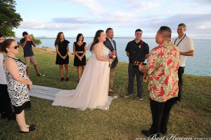 Sunset Wedding Foster's Point Hickam photos by Pasha www.BestHawaii.photos 20181229019