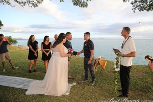 Sunset Wedding Foster's Point Hickam photos by Pasha www.BestHawaii.photos 20181229021