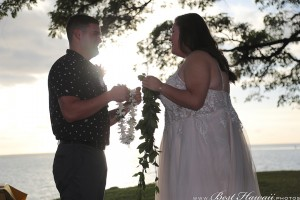 Sunset Wedding Foster's Point Hickam photos by Pasha www.BestHawaii.photos 20181229024