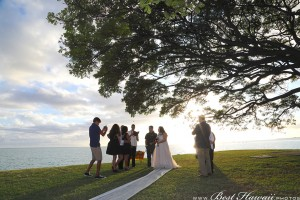 Sunset Wedding Foster's Point Hickam photos by Pasha www.BestHawaii.photos 20181229033