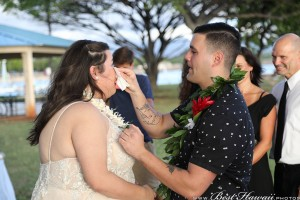Sunset Wedding Foster's Point Hickam photos by Pasha www.BestHawaii.photos 20181229039