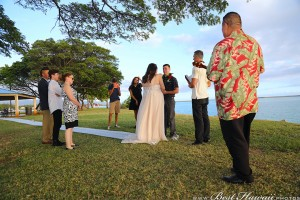 Sunset Wedding Foster's Point Hickam photos by Pasha www.BestHawaii.photos 20181229041